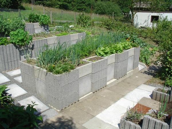 Hochbeet Selbst Bauen Interesting Nun Kann Also Mit Der Bepflanung