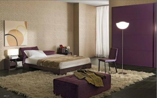 design wohnzimmer violett braun depumpinkcom grau couch wohnzimmet - Schlafzimmer Lila Braun