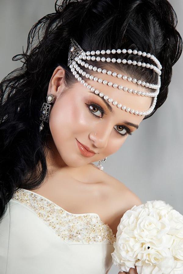 Arabische Hochzeitsfrisuren Genie En Sie Die Sch Nheit