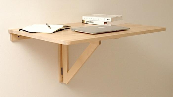 Schreibtisch Selber Bauen  106 Originelle Vorschläge!