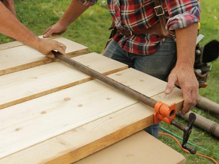 Schreibtisch selber bauen 106 originelle vorschl ge for Arbeitsplatte selber bauen