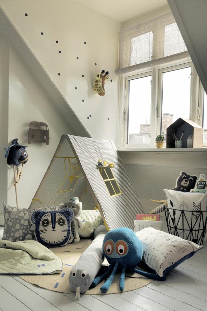 babyzimmer-wanddeko-für-jungen-interessante-ideen