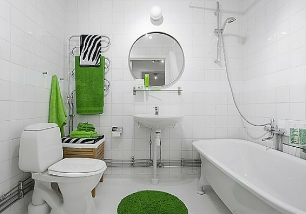 How To Decorate A Small Bathroom On A Budget