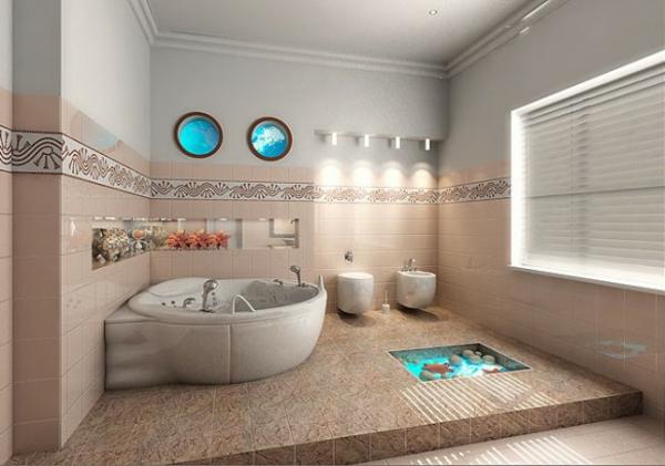 badezimmer-dekoration-super-moderne-badezimmergestaltung-ideen ...