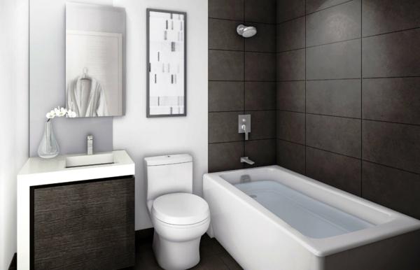 57 wunderschöne ideen für badezimmer dekoration - archzine.net - Badezimmergestaltung Ideen