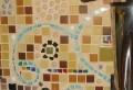 Bad mit Mosaikfliesen – 34 interessante Ideen