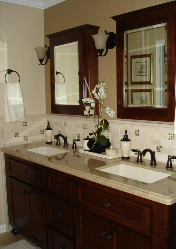 Schon 57 Wunderschöne Ideen Für Badezimmer Dekoration ...