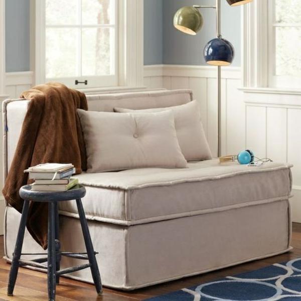 beddinge-ikea-sessel-zum-schlafen-weiß - modern gestaltet