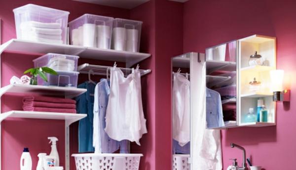 begehbarer-kleiderschrank- super-modern-wände-in-rosigen-farbschemen