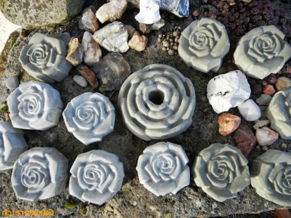 betonskulprturen-selber-machen-rosen- interessantes bild