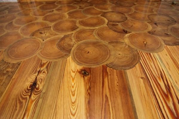 Holz Bodenbelag Verschiedenen Arten ~ Kreative Bilder für zu Hause ...