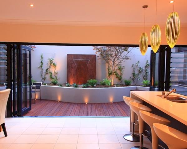 moderner terrassenteppich 40 interessante vorschl ge. Black Bedroom Furniture Sets. Home Design Ideas