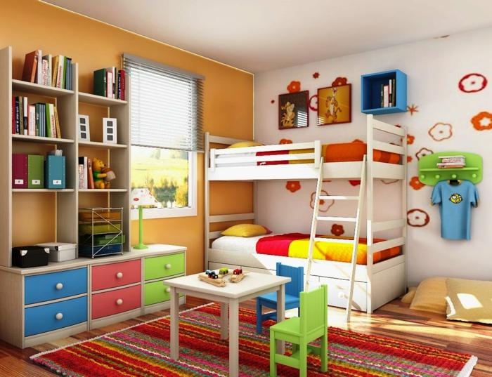 bunte-wandeco-für-jungenzimmer