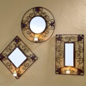 Moderne Spiegel - 37 kreative Designs