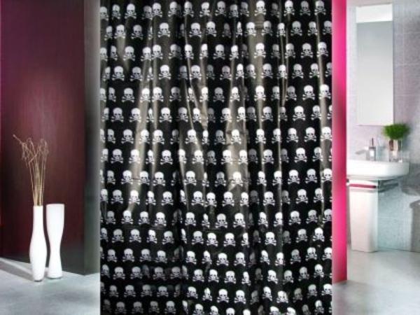 Designer Duschvorhänge designer duschvorhang möbelideen