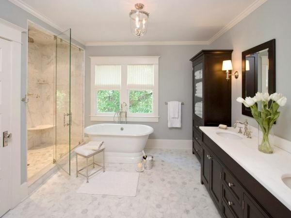 wandfarbe grau 120 atemberaubende bilder. Black Bedroom Furniture Sets. Home Design Ideas