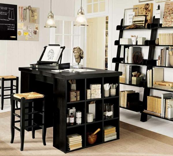 Arbeitszimmer ikea expedit  Ikea Büromöbel - 29 ultramoderne Vorschläge! - Archzine.net