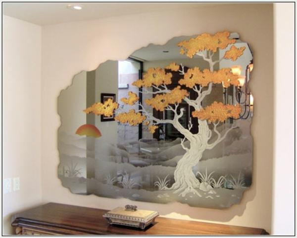 Wohnzimmer Spiegel Modern ~ Alle Ideen für Ihr Haus Design und Möbel