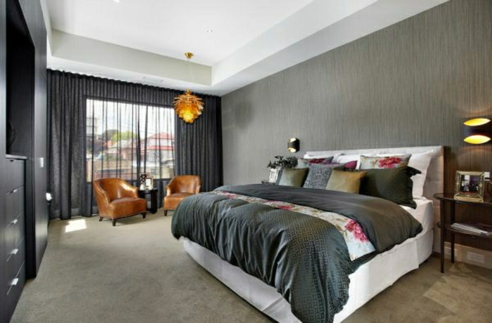 Schlafzimmer Boden Hell Oder Dunkel Mehr Als Unikale Wandfarbe