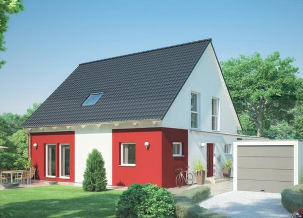 Fassadenfarbe modern  Schöner Wohnen - Farbdesigner - probieren Sie es! - Archzine.net