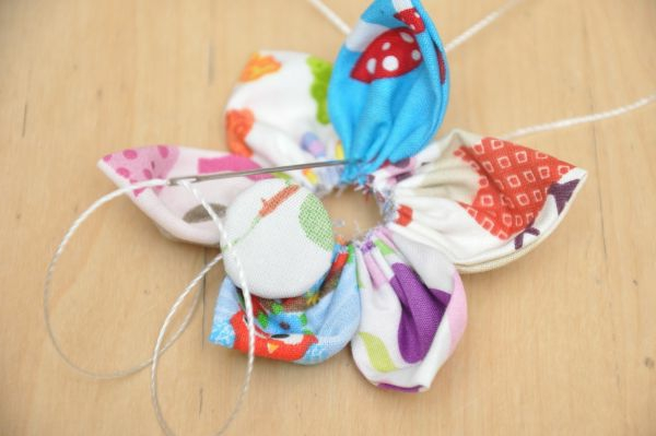 filzblumen-selber-machen - kreative dekoideen