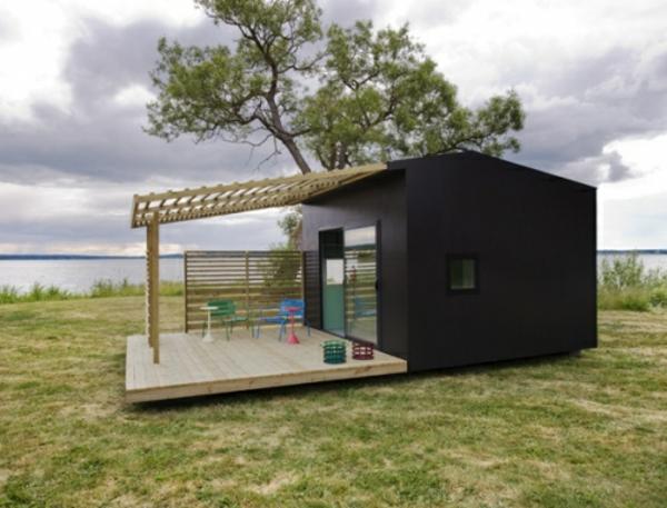 günstige-häuser-mieten-modern - wolken und baum