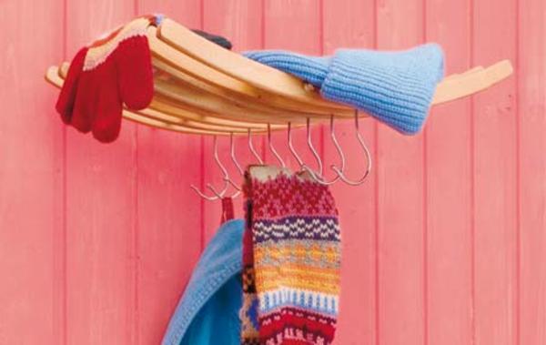 garderobe selber machen hnger - Garderobe Selber Machen