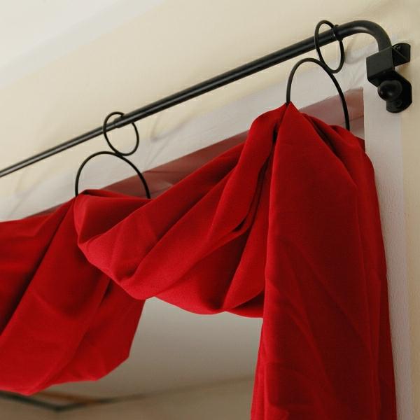 34 ideen f r gardinen fensterdeko sicht und sonnenschutz 25 fensterdeko gardinen ideen wohnzimmer. Black Bedroom Furniture Sets. Home Design Ideas