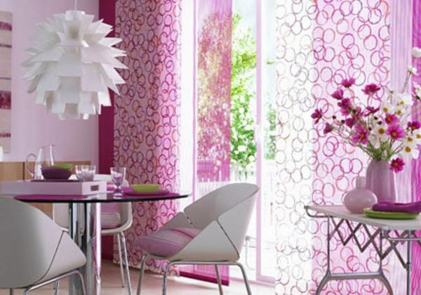 37 gardinendekoration beispiele f r ihr zuhause. Black Bedroom Furniture Sets. Home Design Ideas