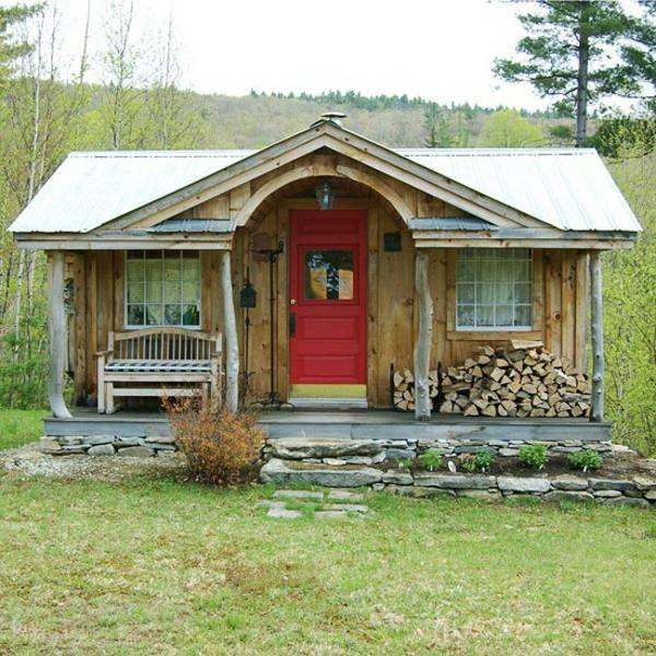 ideen f r ein gartenhaus kreative ideen f r innendekoration und wohndesign. Black Bedroom Furniture Sets. Home Design Ideas