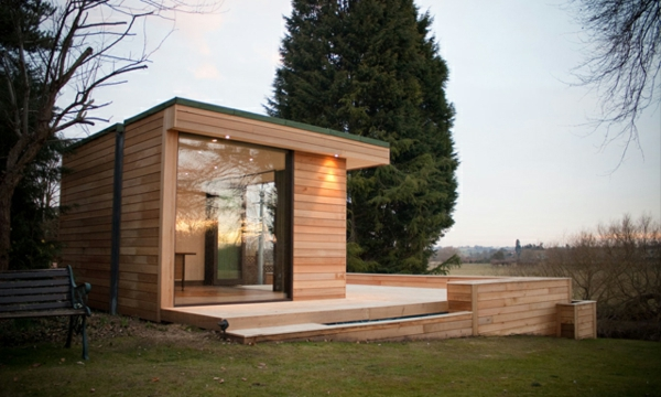 Holzhütte Garten war nett ideen für ihr haus design ideen