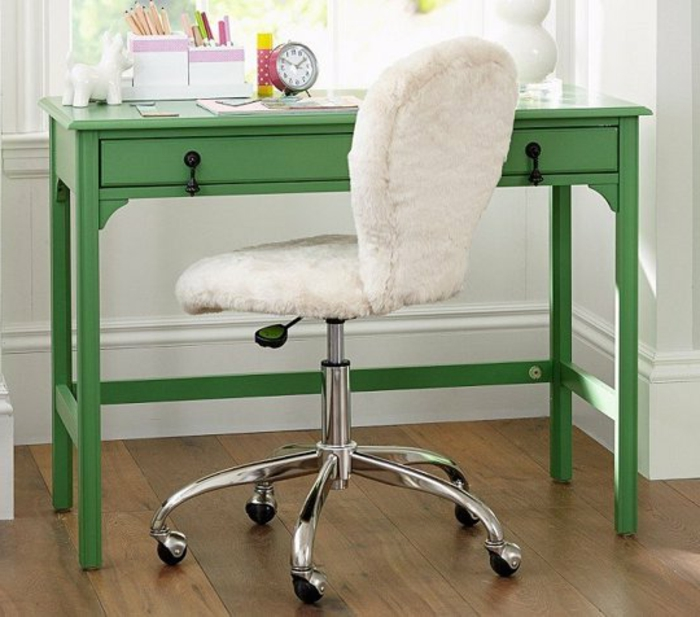 grünen-kinderschreibtisch-selber-bauen-originelel-diy-ideen