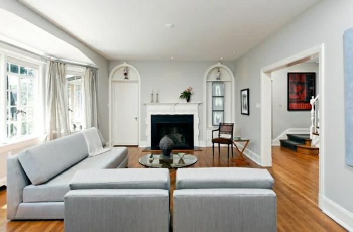 graue-Designs-wohnzimmer-kamin-farbpalette-wandfarben