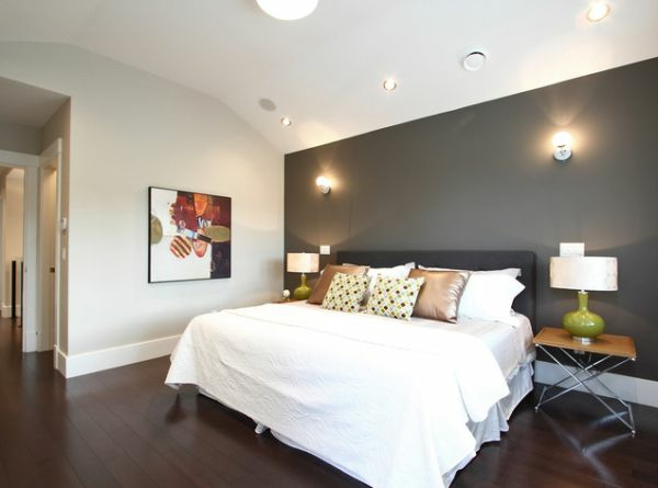 wandfarbe grau im schlafzimmer ? 77 gestaltungsideen ? ragopige.info - Schlafzimmer Wand Grau