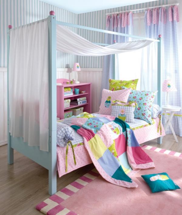 Himmelbett Für Kinder U2013 20 Wunderschöne Vorschläge | Einrichtungsideen ...