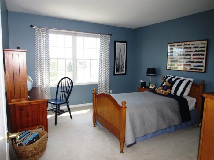 wandgestaltung fur jugendzimmer verschiedene ideen f r die raumgestaltung. Black Bedroom Furniture Sets. Home Design Ideas