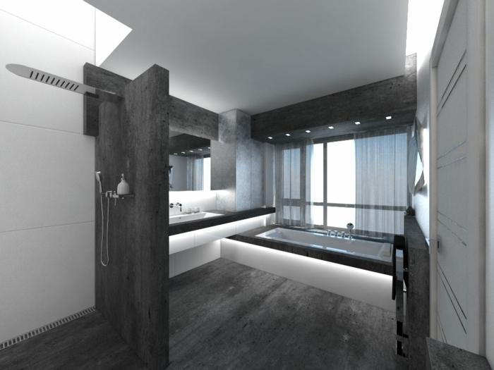 mehr als 150 unikale wandfarbe grau ideen. Black Bedroom Furniture Sets. Home Design Ideas