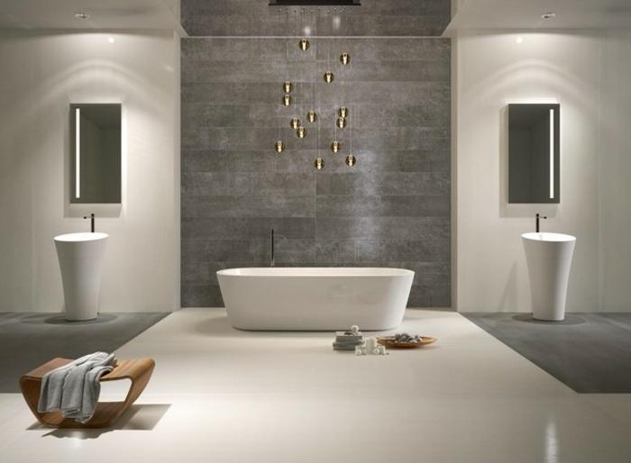 ideen wohnzimmer grau:super schönes badezimmer – streichen ideen ...
