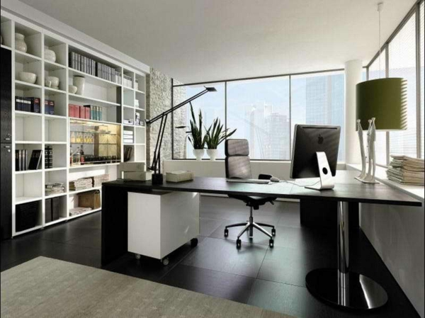 Arbeitszimmer ikea  Ikea Büromöbel - 29 ultramoderne Vorschläge! - Archzine.net