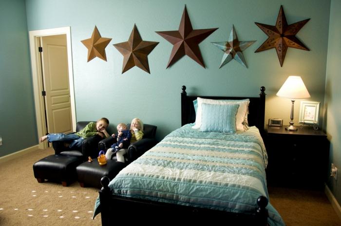 120 super originelle ideen fürs jungenzimmer! - archzine, Wohnideen design