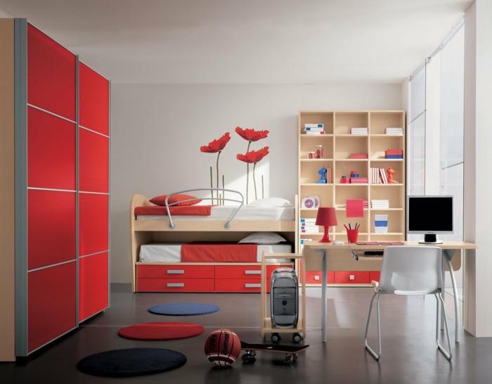 kinderzimmer gestalten fur jungs. Black Bedroom Furniture Sets. Home Design Ideas