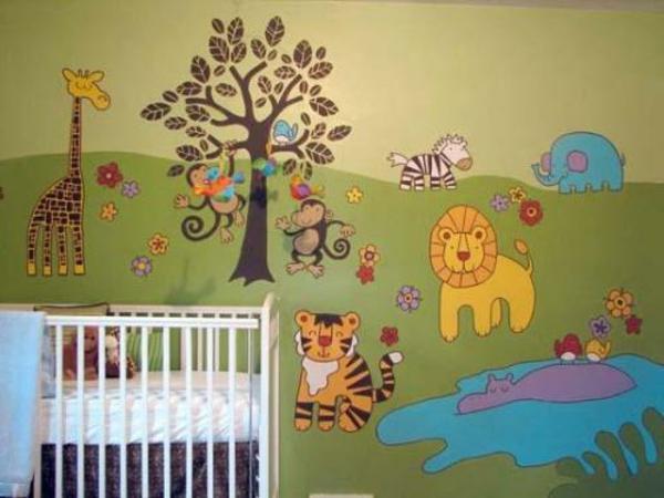 Wandtapeten F?r Babyzimmer : Hier sind weitere Ideen f?r Babyzimmer Tapeten. Genie?en Sie die