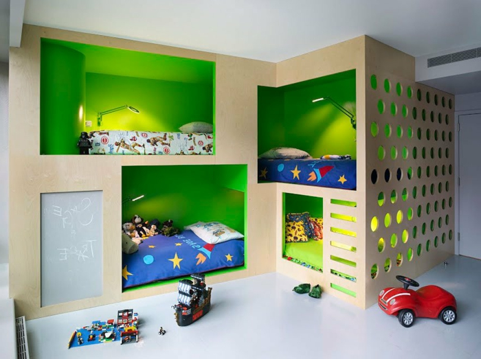 120 super originelle ideen f rs jungenzimmer for Kinderzimmer junge