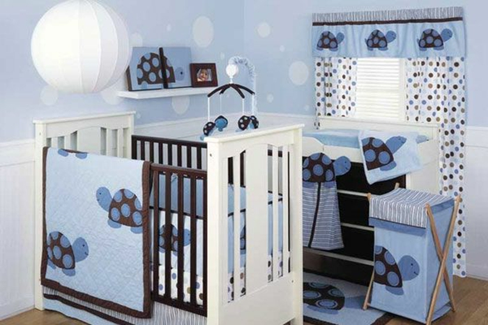 babyzimmer fur jungs die neuesten innenarchitekturideen. Black Bedroom Furniture Sets. Home Design Ideas