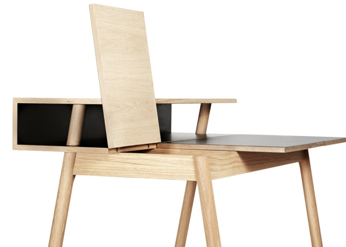 Klappbarer Schreibtisch Diy Tisch Wunderschönes Modell