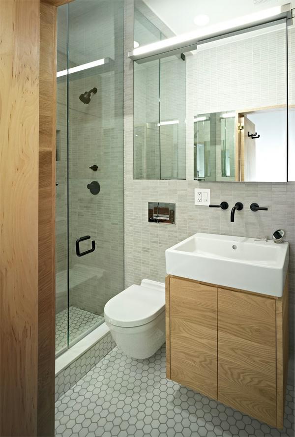 Kleines badezimmer grose