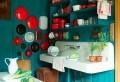 Wandfarbe Lagune – 30 kreative Beispiele