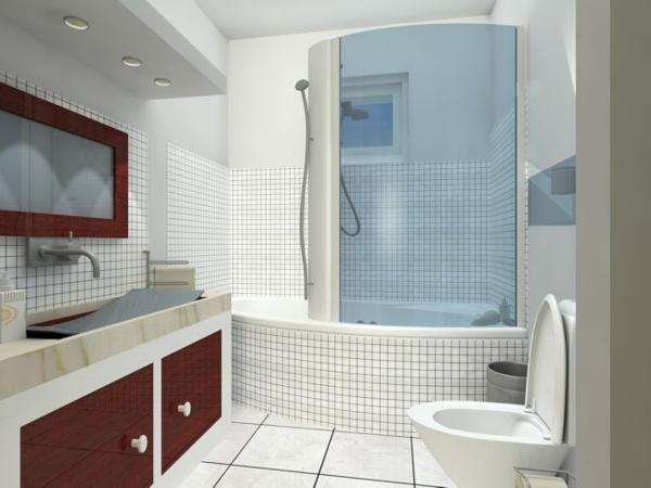 Schon Kleines Bad Einrichten  Modern   Duschkabine   Schön