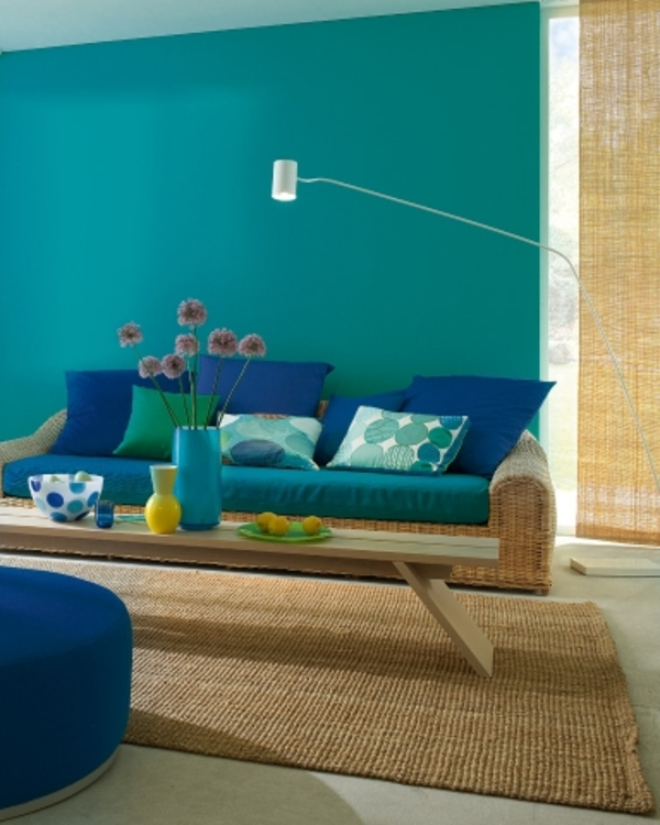 Schlafzimmer farbideen 25 beispiele for Wandfarbe schlafzimmer beispiele