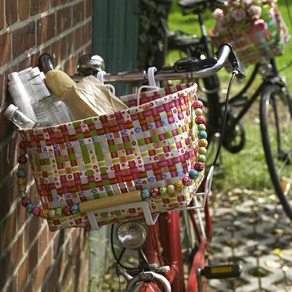 Fahrrad deko 25 atemberaubende bilder for Korb deko